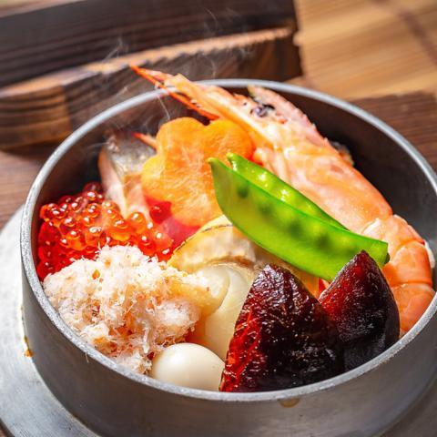 鮮魚と釜飯 ヒカリ屋 ニューシティ大崎店の画像・写真